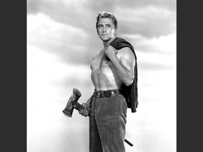 L'acteur américain légendaire Kirk Douglas fête ses 100 ans 15764910