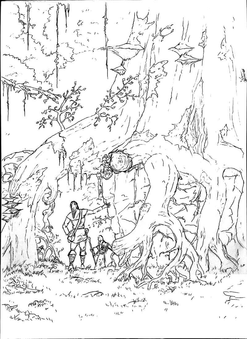 Les dessins de Gromdal - Page 10 2016_117