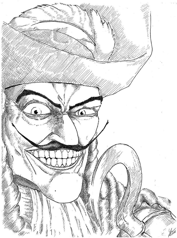 Les dessins de Gromdal - Page 10 Capita10