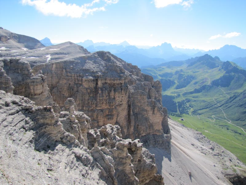 Dolomites (j4)Passo Pordoi  Img_3911