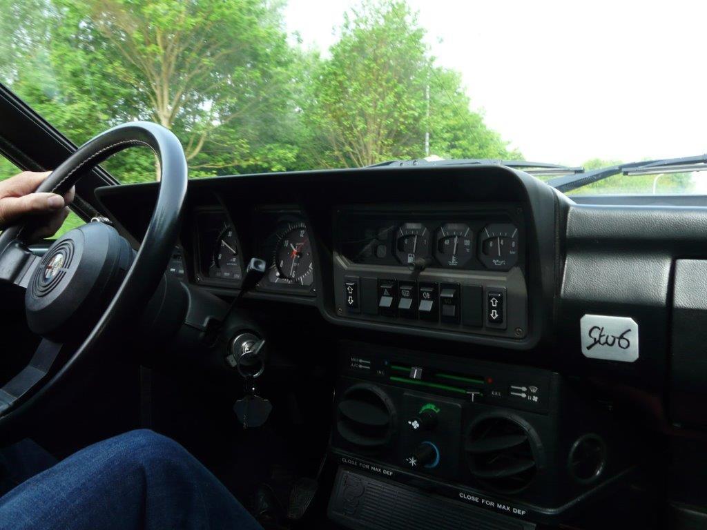 Je vends ma GTV6 de 1987 140000km... 1710