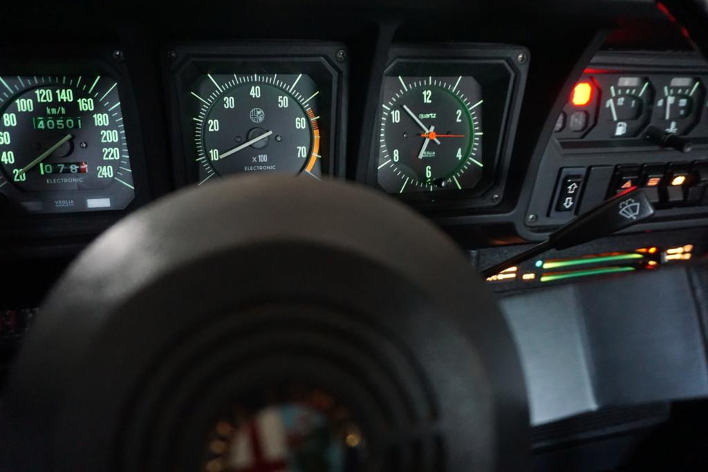 Je vends ma GTV6 de 1987 140000km... 1810