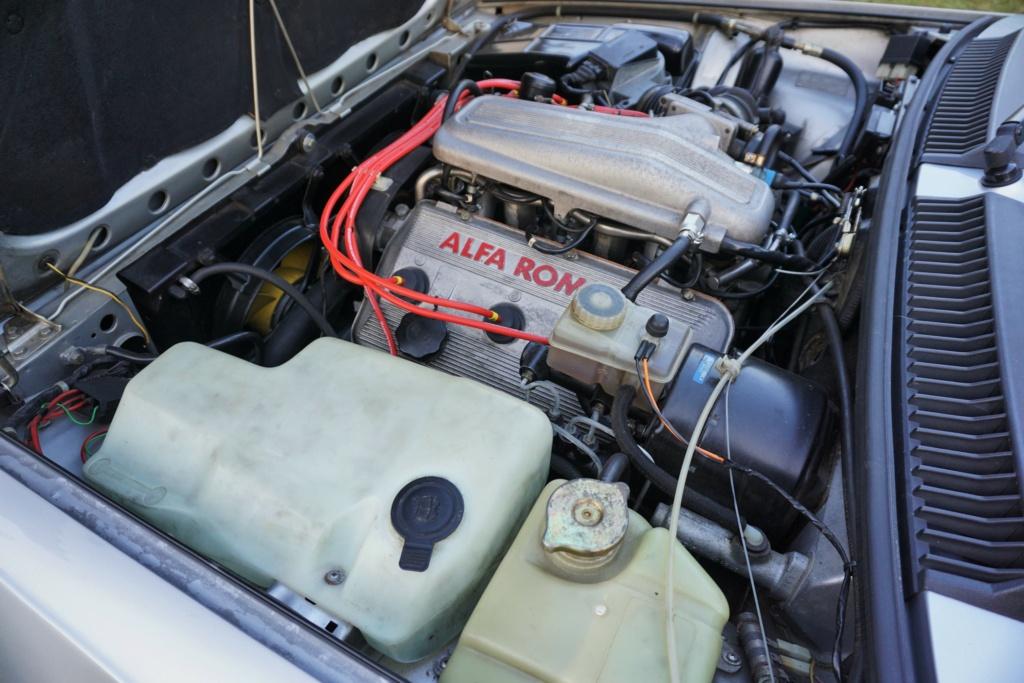 Je vends ma GTV6 de 1987 140000km... 2610