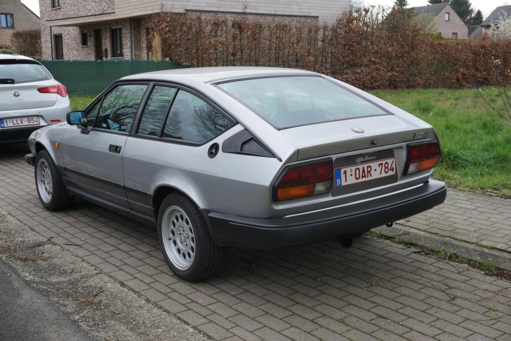 Je vends ma GTV6 de 1987 140000km... C10