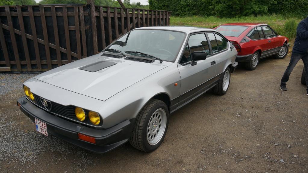 Je vends ma GTV6 de 1987 140000km... E10