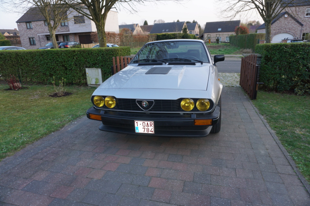 Je vends ma GTV6 de 1987 140000km... G10