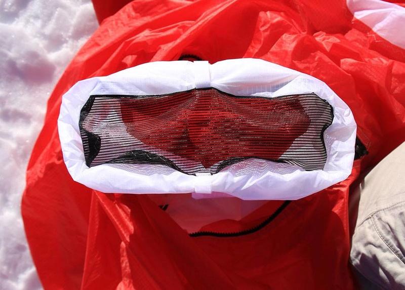 Little Cloud se lance dans le kite à caisson fermé/ouvert 14915210
