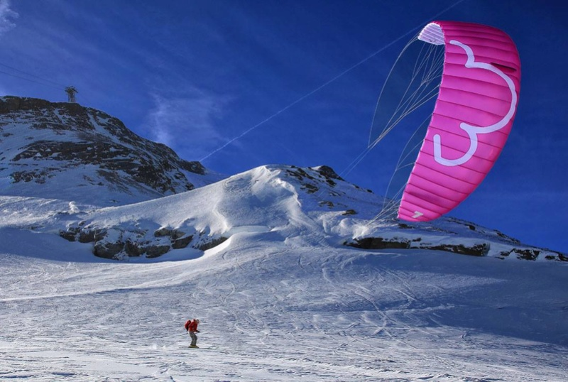Little Cloud se lance dans le kite à caisson fermé/ouvert 14939410