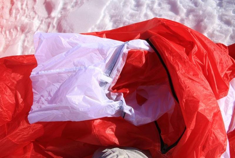 Little Cloud se lance dans le kite à caisson fermé/ouvert 14962611