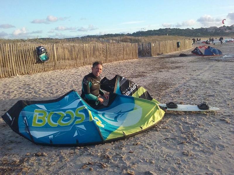 TEST : Boost 2 Flysurfer 5,0 m2 15032610