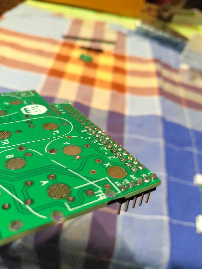 GameBoy Sous Raspberry- Kit en test  - Page 2 P6112010