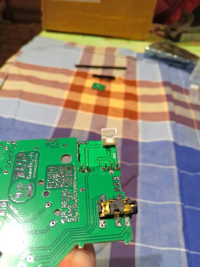 GameBoy Sous Raspberry- Kit en test  - Page 2 P6112012