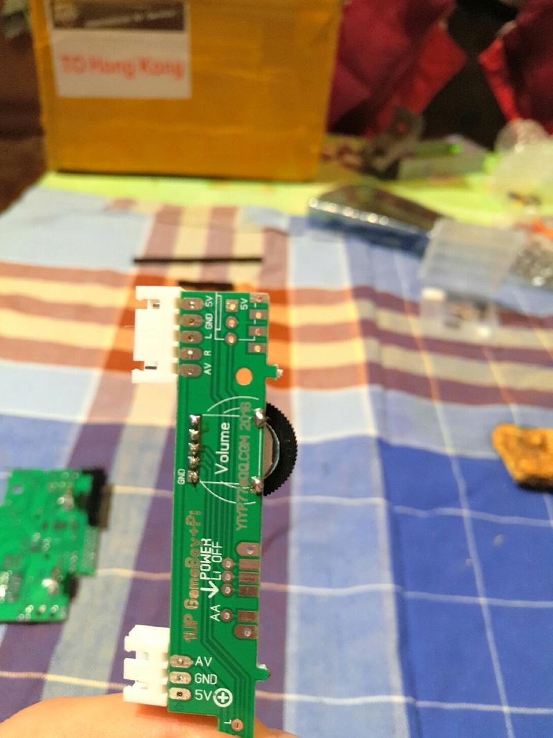 GameBoy Sous Raspberry- Kit en test  - Page 2 P6112013