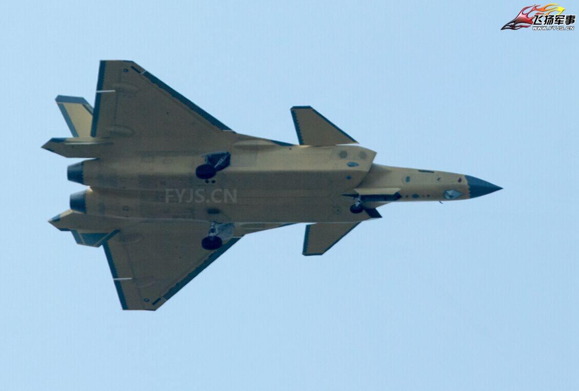 [Aviation] J-20 - Page 20 Milit162