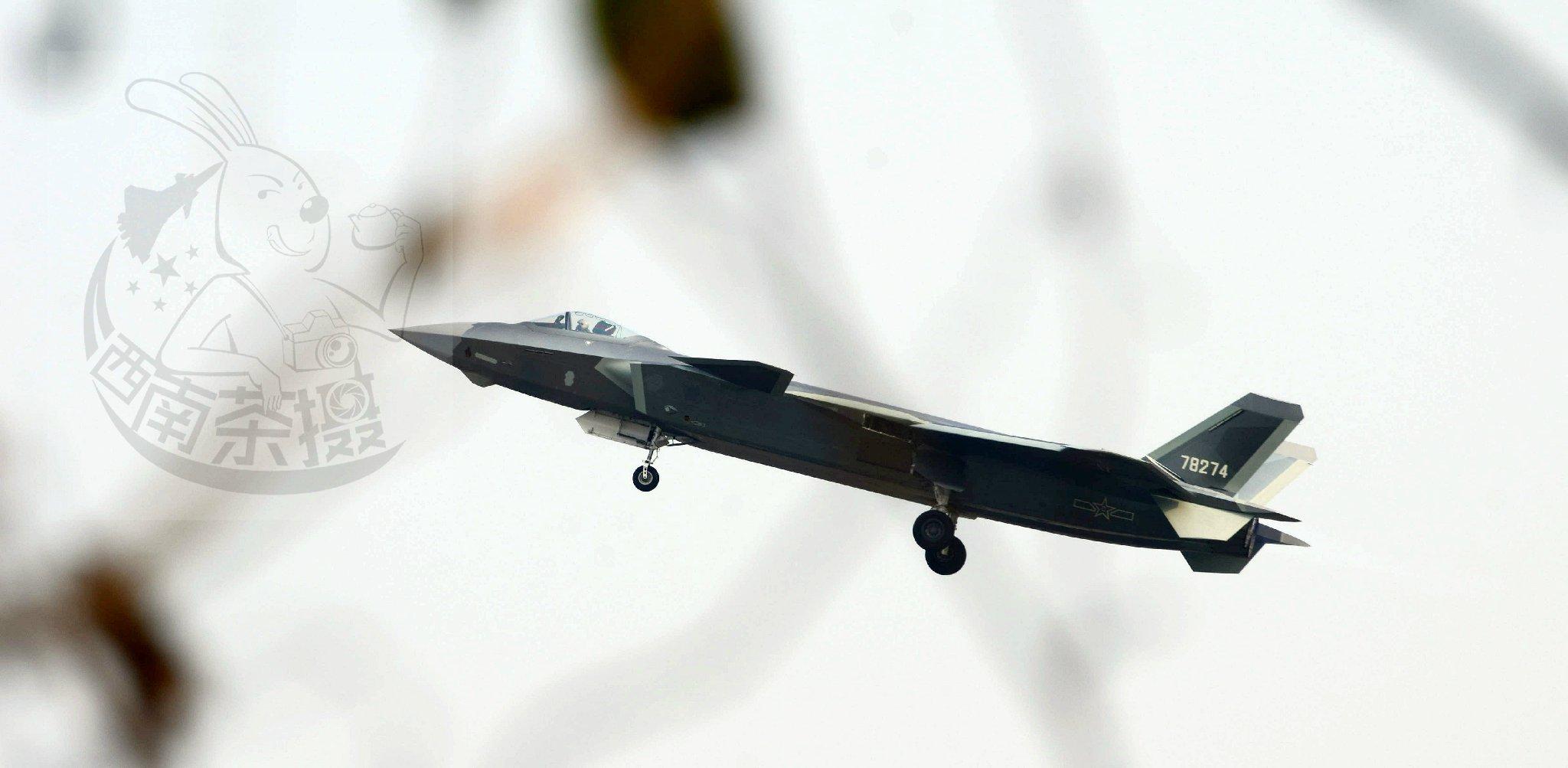 [Aviation] J-20 - Page 20 Milit163