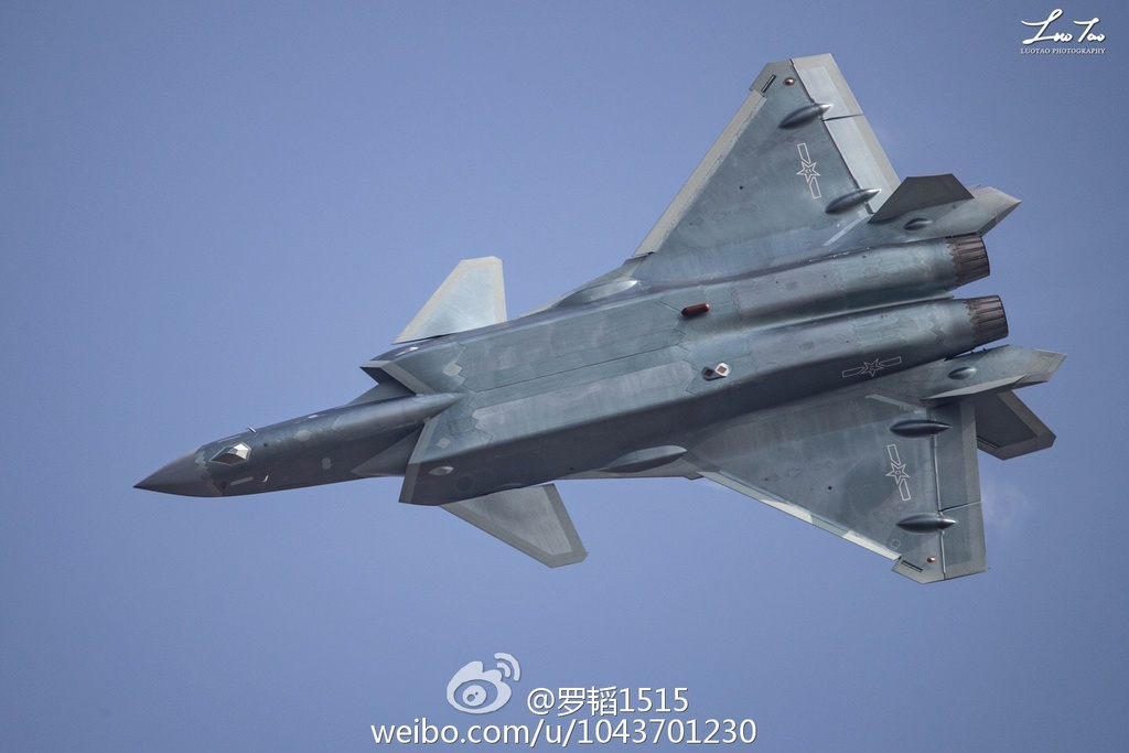 [Aviation] J-20 - Page 19 Milita14