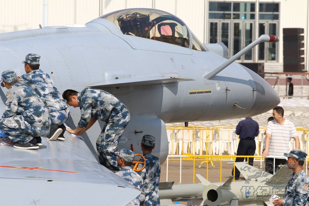[Aviation] J-10B & J-10C - Page 6 Milita44