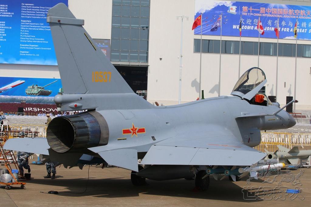 [Aviation] J-10B & J-10C - Page 6 Milita45