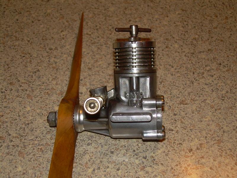 Enya .15 diesel MK II Dscn2617