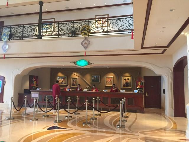 [Shanghai Disney Resort] Shanghai Disneyland Hotel Img_4311