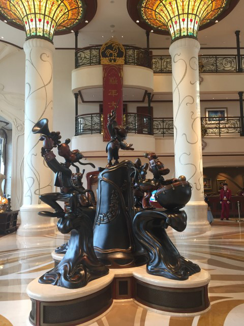 [Shanghai Disney Resort] Shanghai Disneyland Hotel Img_4317