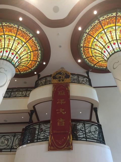 [Shanghai Disney Resort] Shanghai Disneyland Hotel Img_4318