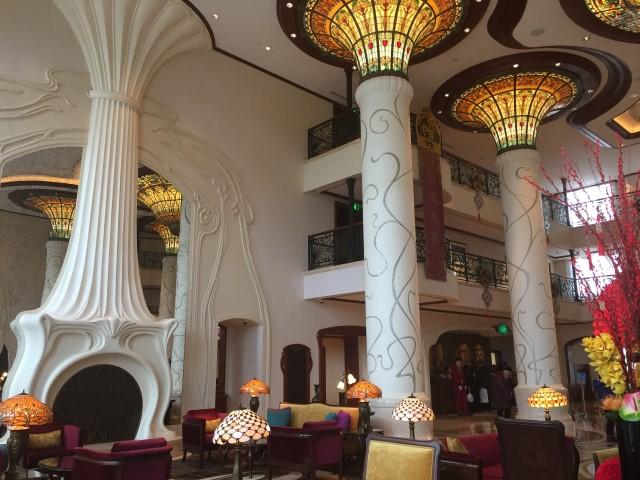 [Shanghai Disney Resort] Shanghai Disneyland Hotel Img_4320