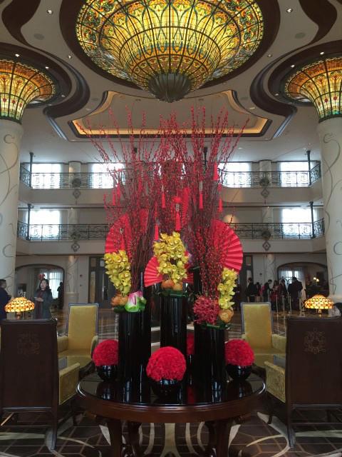 [Shanghai Disney Resort] Shanghai Disneyland Hotel Img_4321