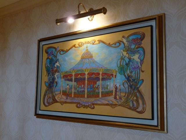 [Shanghai Disney Resort] Shanghai Disneyland Hotel P1250921