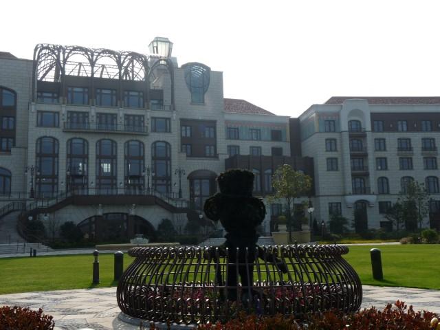 [Shanghai Disney Resort] Shanghai Disneyland Hotel P1250922