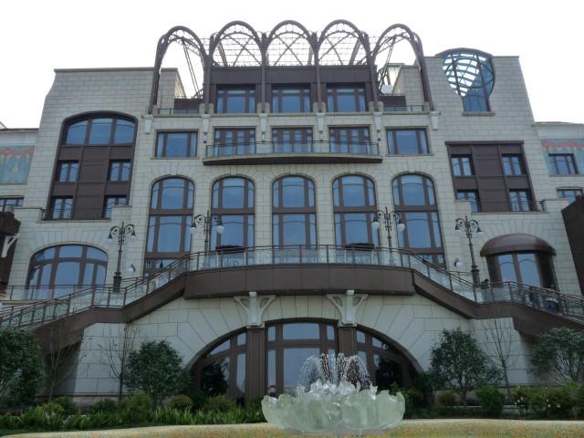 [Shanghai Disney Resort] Shanghai Disneyland Hotel P1250923