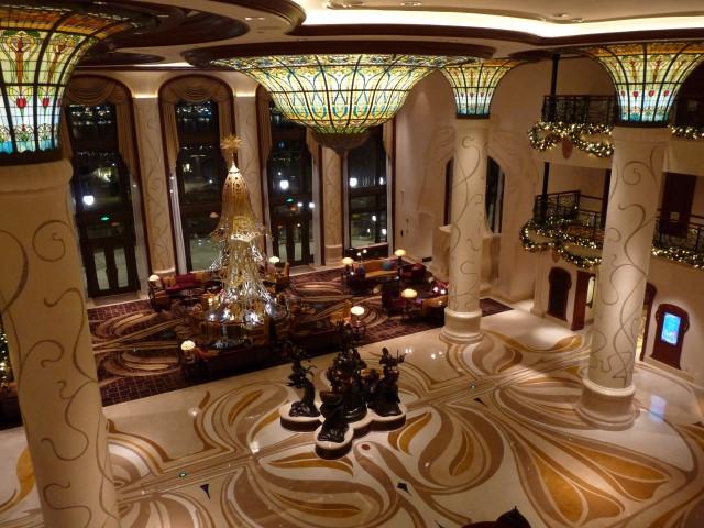 [Shanghai Disney Resort] Shanghai Disneyland Hotel P1260212
