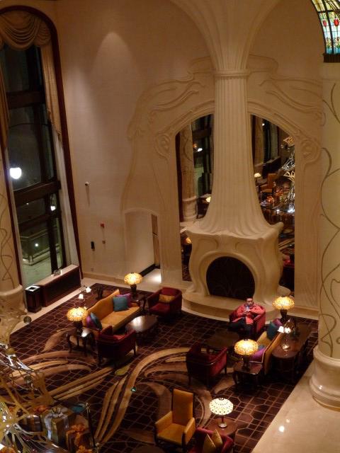 [Shanghai Disney Resort] Shanghai Disneyland Hotel P1260217
