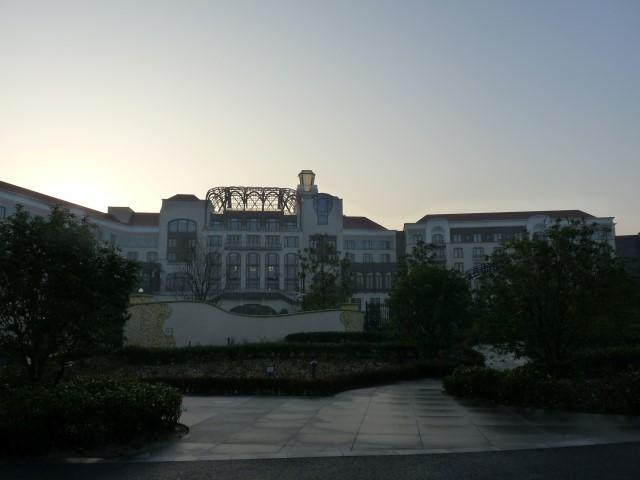 [Shanghai Disney Resort] Shanghai Disneyland Hotel P1260611