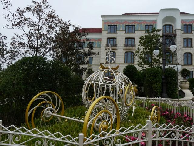 [Shanghai Disney Resort] Shanghai Disneyland Hotel P1270014