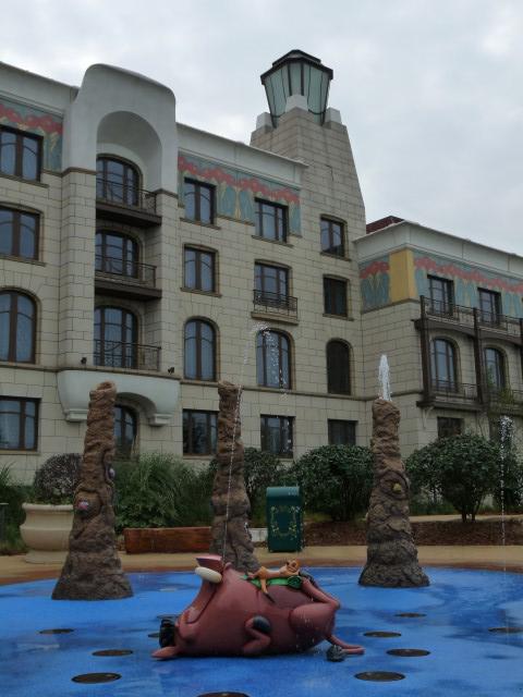 [Shanghai Disney Resort] Shanghai Disneyland Hotel P1270017
