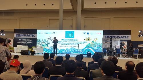 Event biota laut Indofishclub bersama NUSATIC 20161231
