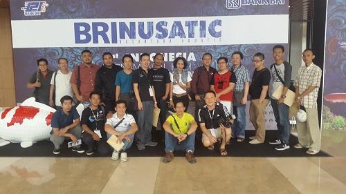Event biota laut Indofishclub bersama NUSATIC 20161233