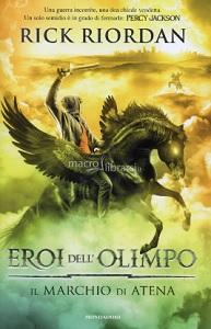 EROI DELL'OLIMPO - IL MARCHIO DI ATENA Marchi11