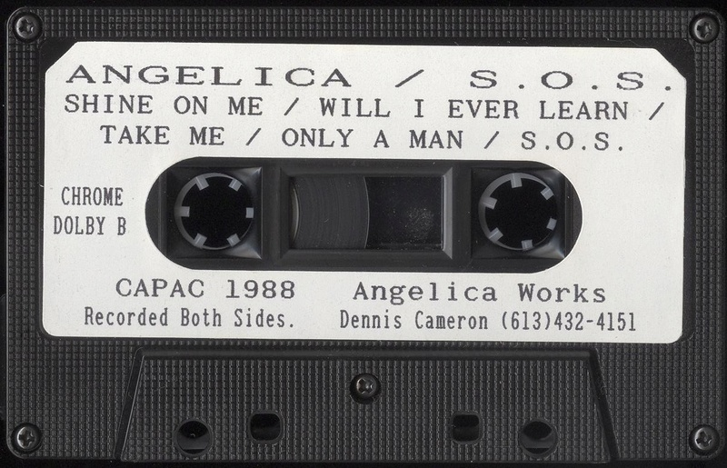 Demo Cassettes Angeli10