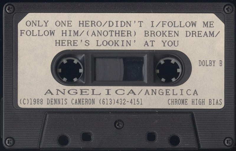 Demo Cassettes Angeli11