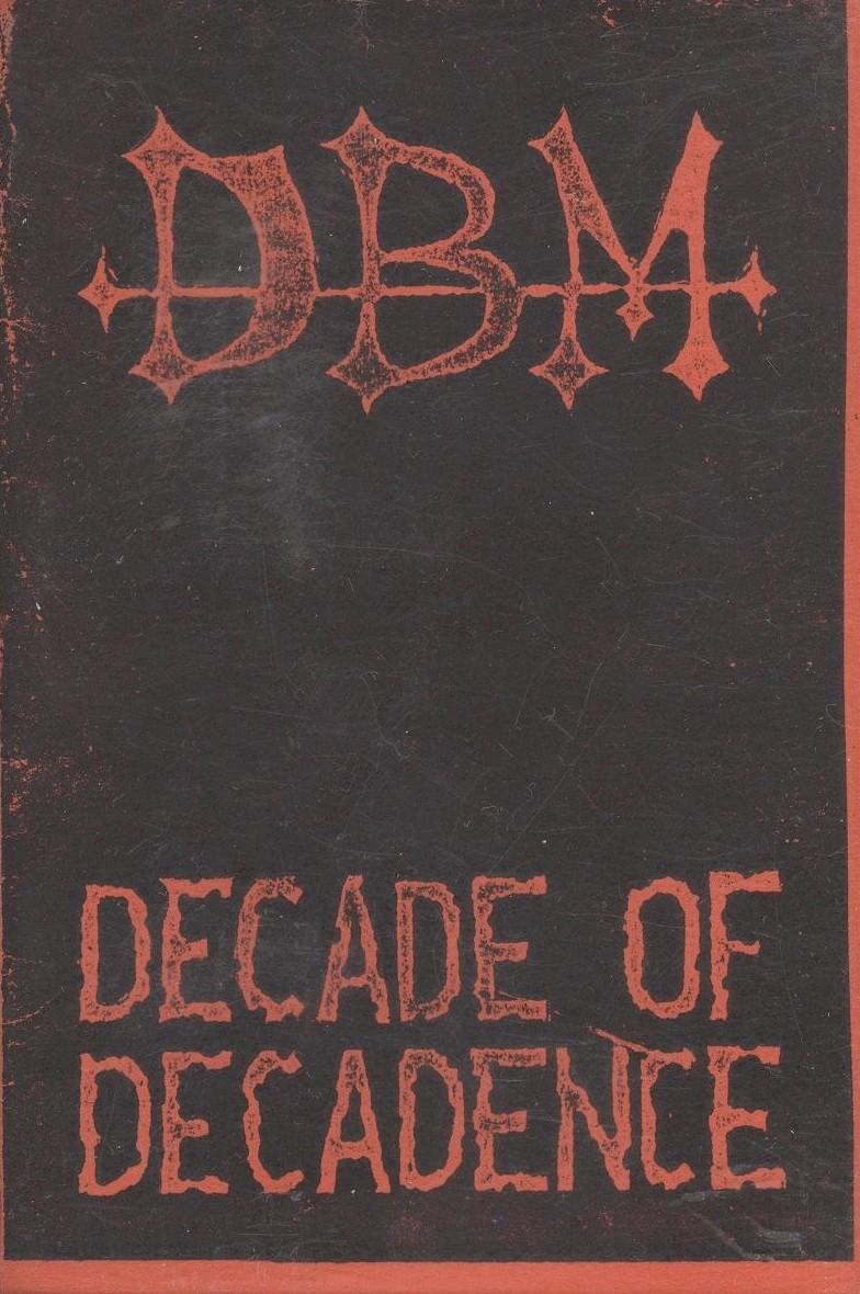 Demo Cassettes D_b_m_10