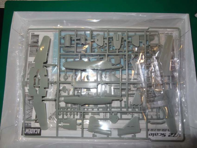 [ACADEMY] MESSERSCHMITT Me 262 A-1A 1/72ème Réf 12410 000_ac13