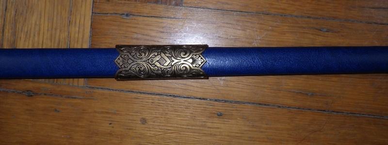 Epée d'apparat francs-maçons. Kentek15