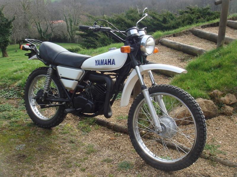 125 Yamaha DTF en C2 Dsc09710