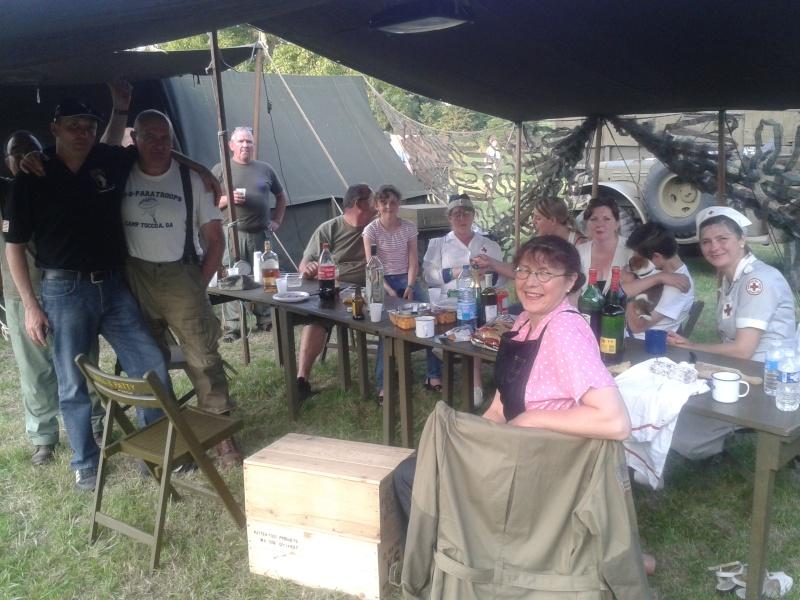 Camp + défilé 6 et 7 juillet 2013 20130711