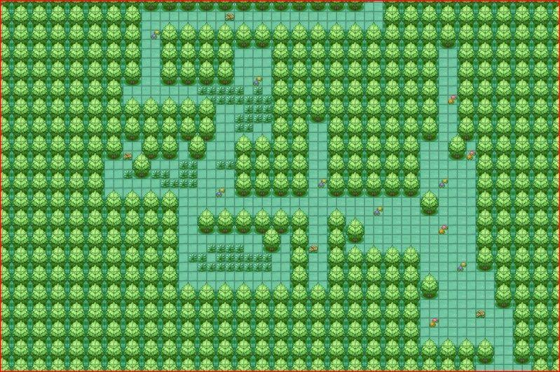 Pokémon les aventures du Kanto Route_10