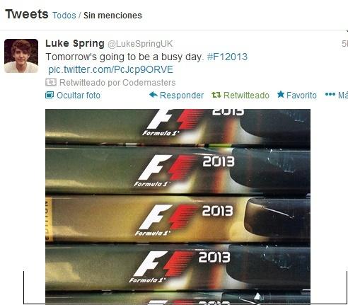F1 2013 de Codemasters Captur10