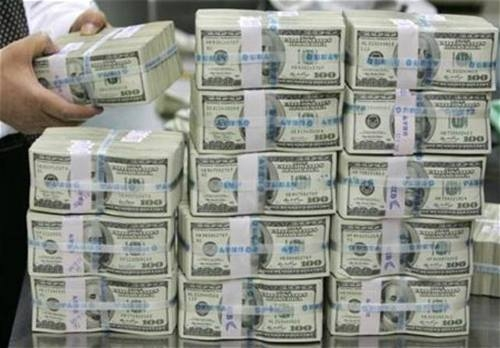 ( Statement journalist ) announces the CBI that he does not intend to change the exchange rate of the Iraqi dinar against the US dollar 12/15/2016     Dolla10