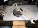 Remplacement supports de boîte de vitesse P1030610